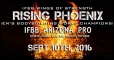 2016 Wings Of Strength Rising Phoenix - Die Teilnehmerinnen