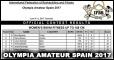 Olympia Amateur Spain 2017