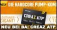 Body Attack bringt CREAZ-ATP auf den Markt