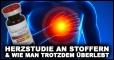 Herzstudie an Stoffern (und wie man trotzdem gesund bleibt)