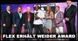 Flex Wheeler erhält Ben Weider Lifetime Achievement Award
