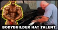 Wow! Bodybuilder hat Talent [VIDEO]