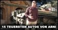 Die 15 teuersten Autos in Schwarzeneggers Garage [BILDER]